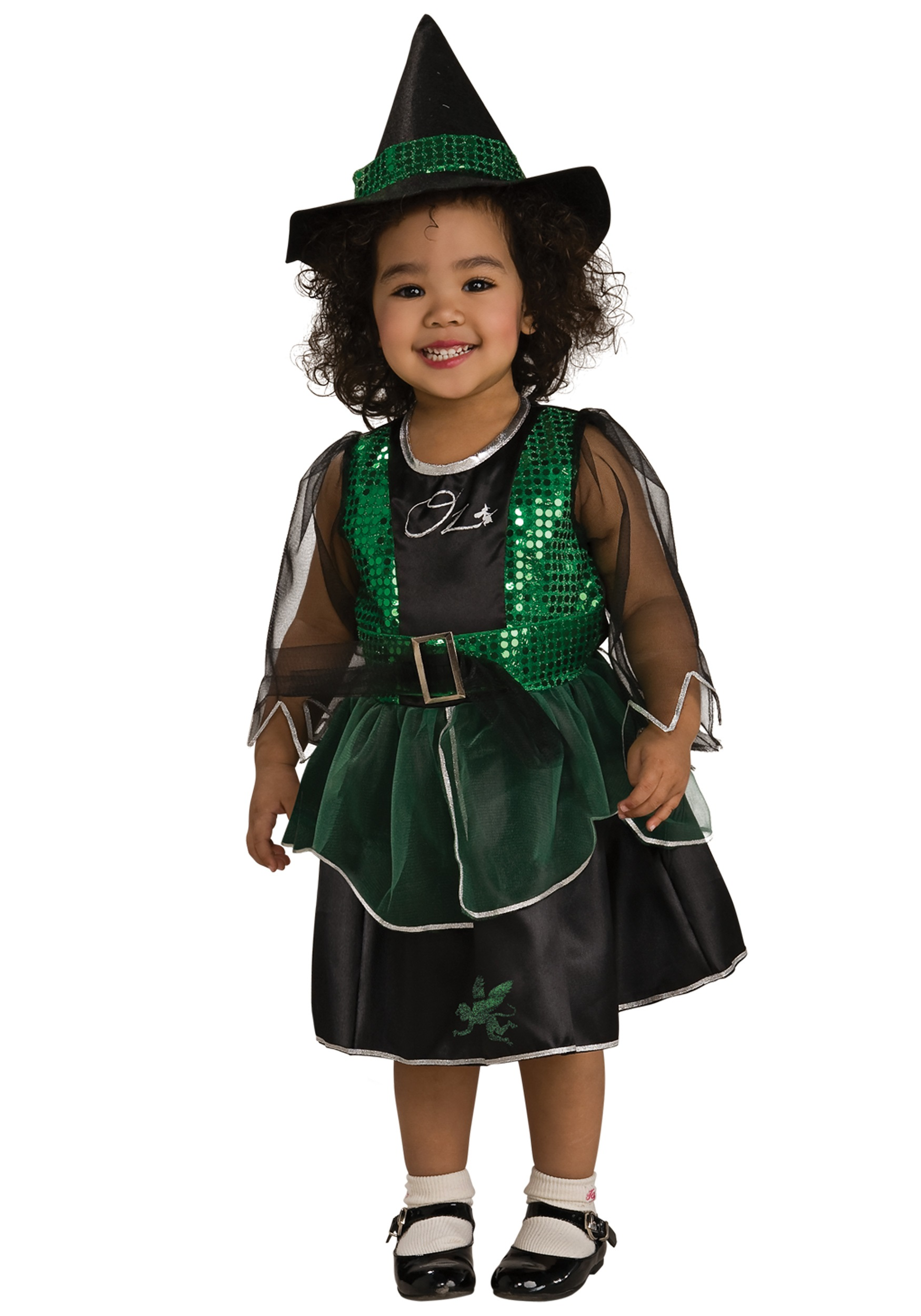 Wicked Witch Toddler Costume - Wizard of Oz Children's Costumes